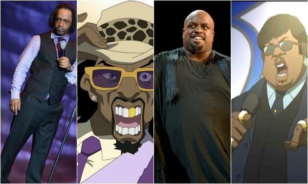 10 Best Celebrity Voices On The Boondocks The Urban Daily
