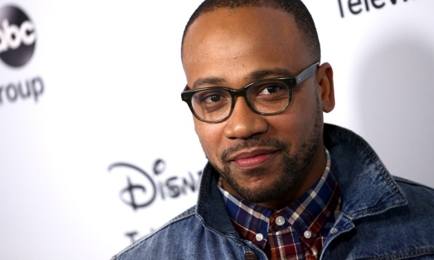 Columbus Short gets physical