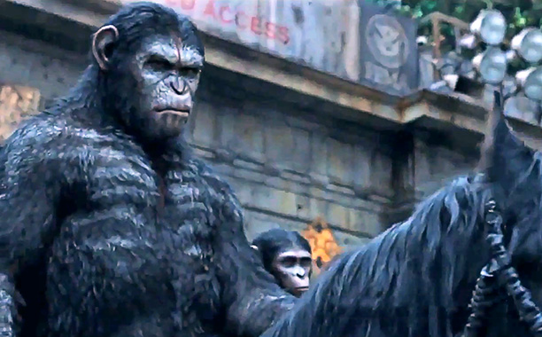 """""""Dawn of The Planet of The Apes"""""""