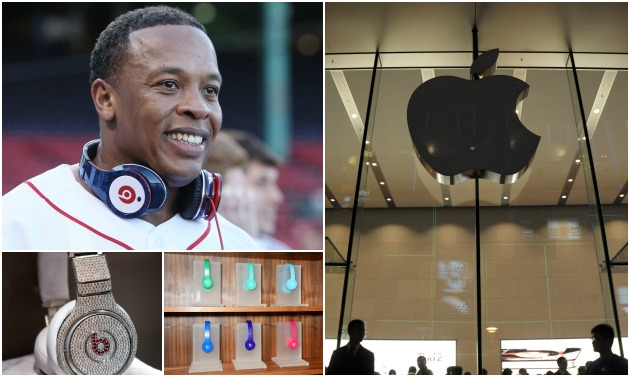 Dre Apple Beats