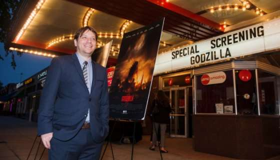 Is The New Godzilla Too Fat? Director Gareth Edwards Weighs In