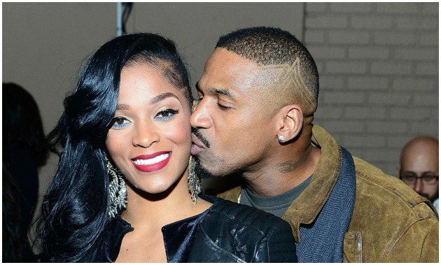Joseline Stevie J Getty