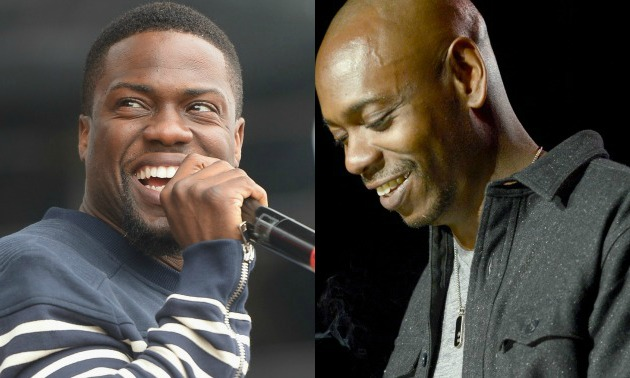 kevin-hart-dave-chappelle-getty