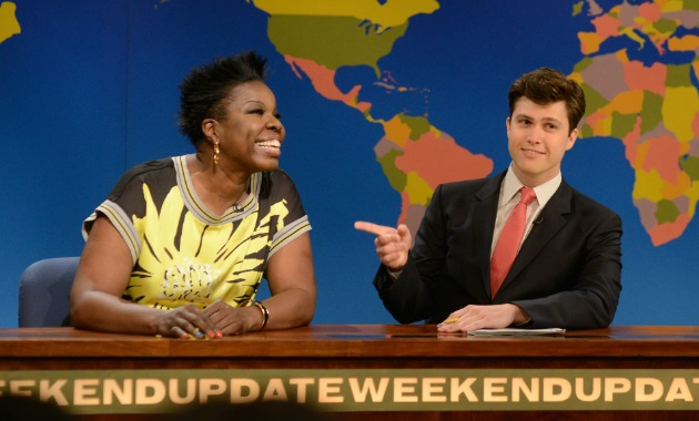 Leslie Jones Weekend Update