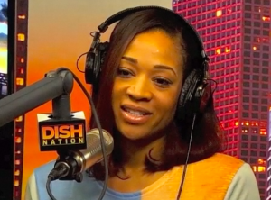 mimi faust rickey smiley