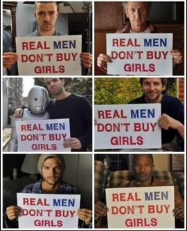 real men collage