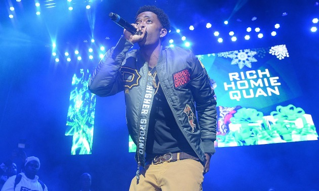 Rich Homie Quan: Fetishes, Fatherhood & His Biggest