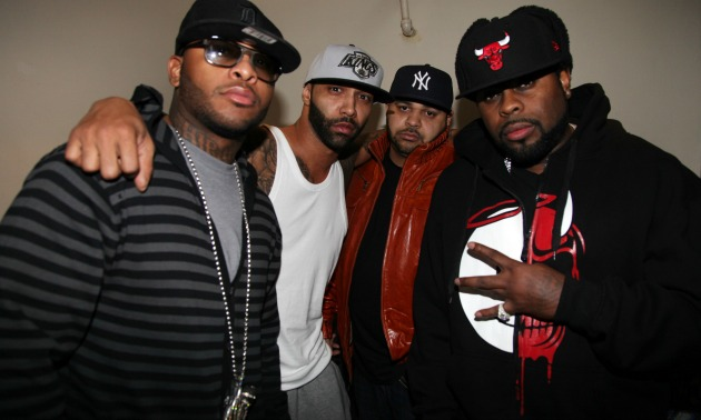<> at the Highline Ballroom on February 8, 2011 in New York City.