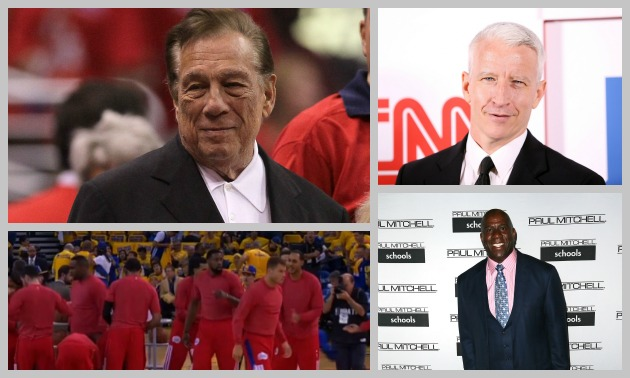 Sterling Cooper Magic Clippers