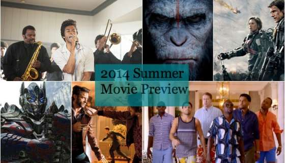 2014 Summer Movie Preview