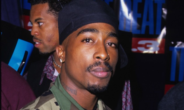 2Pac Getty