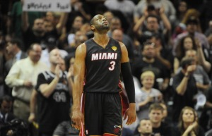 NBA Finals, Game 5: San Antonio at Miami