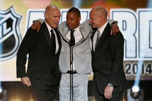 cuba gooding jr nhl awards drunk - cuba gooding jr nhl awards drunk