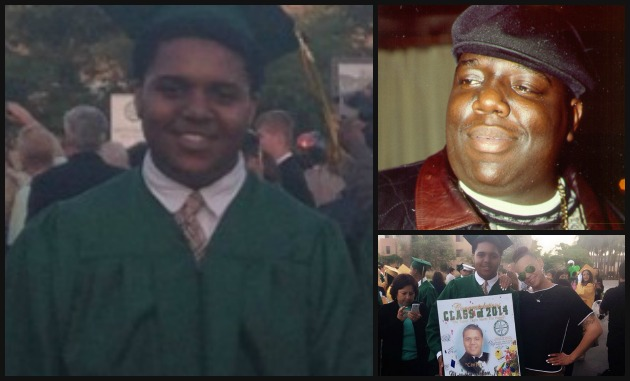 Biggie Smalls Son Graduates From High School