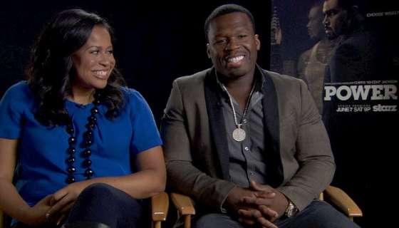 "50 Cent & Courtney Kemp Agboh Break Down ""Power"""
