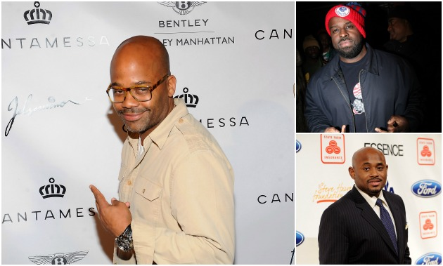 Dame Dash Flex Stoute Getty