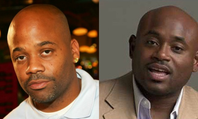 Dame calls Out Steve Stoute