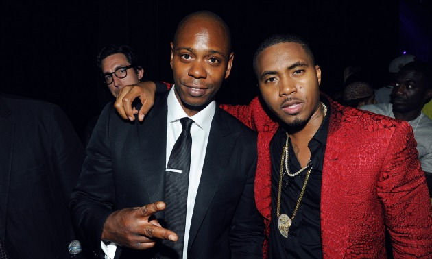 Dave Chappelle and Nas via Hennessy.jpg