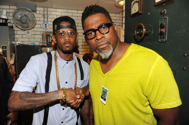 Fabolous and David Banner