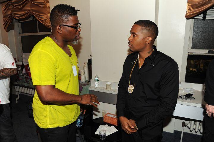 David Banner and Nas