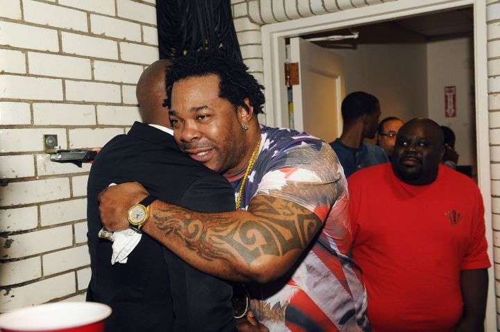 Busta Rhymes and Dave Chappelle