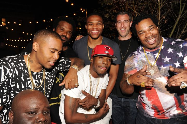 Nas and Friends