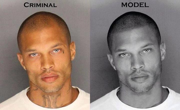 jeremy meeks model
