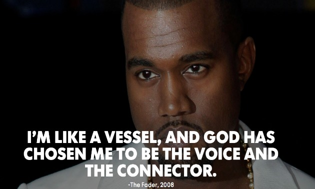 try the kanye west self confidence generator the urban daily
