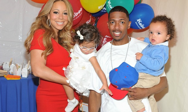 Nick Cannon Reportedly Left Mariah Carey For Well Being Of The Kids ...