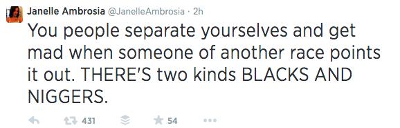 janelle ambrosia tweets