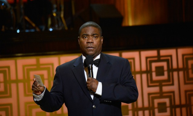 Tracy Morgan Getty Images