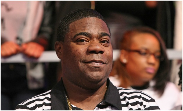 Tracy Morgan getty