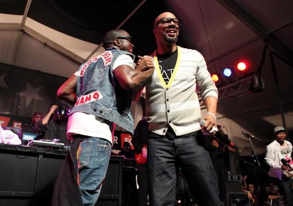 Levi's Fader Fort Presents Kanye West in Concert - Austin, Texas