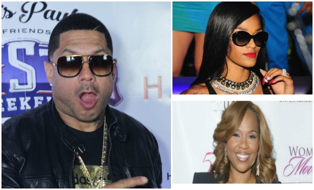 Benzino Mona Scott Young Joseline Getty