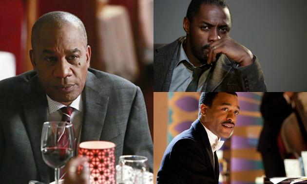 Black Men Emmys 2014