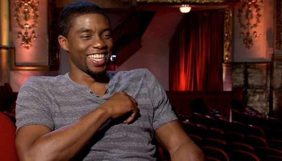 What Chadwick Boseman Found In James Brown's Closet