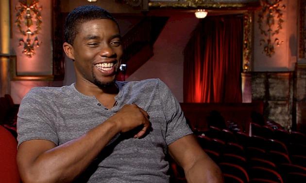 Chadwick Boseman Chadwick Boseman Interview Get
