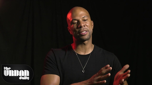 How Common Says His Music Will Help Change Chicago [VIDEO]