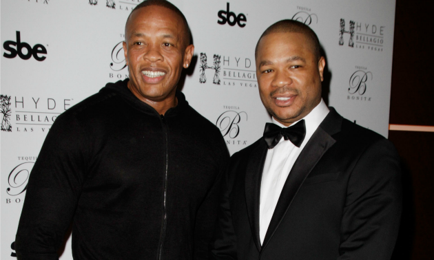 Dr Dre and Xzibit