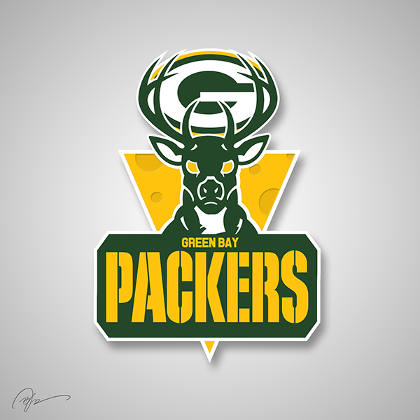 Green Bay Packers X Milwaukee Bucks