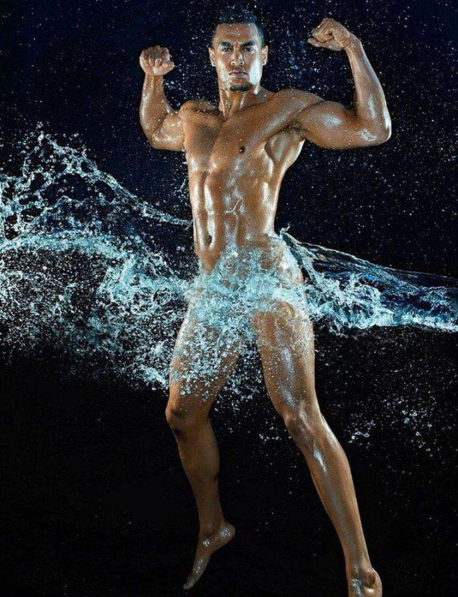 Giancarlo Stanton ESPN Body Issue 2013