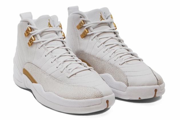"Air Jordan 12 ""OVO"""