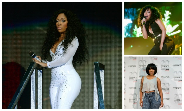 K Michelle Body Before And After K Michelle Before And After