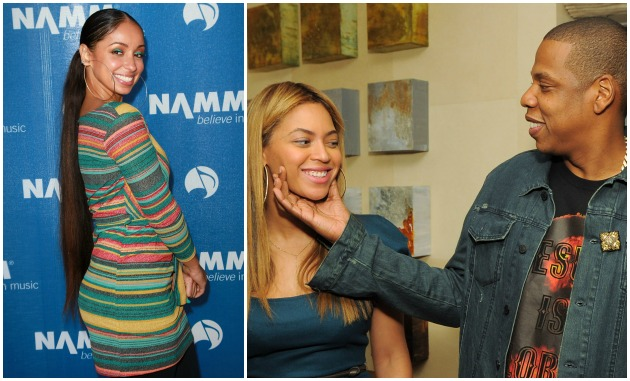 Mya Beyonce Jay Z Getty