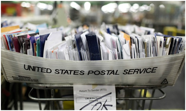 Post Office Getty