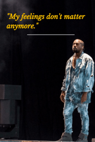 7 Best Quotes From Kanye West S Gq Interview Majic 107 5
