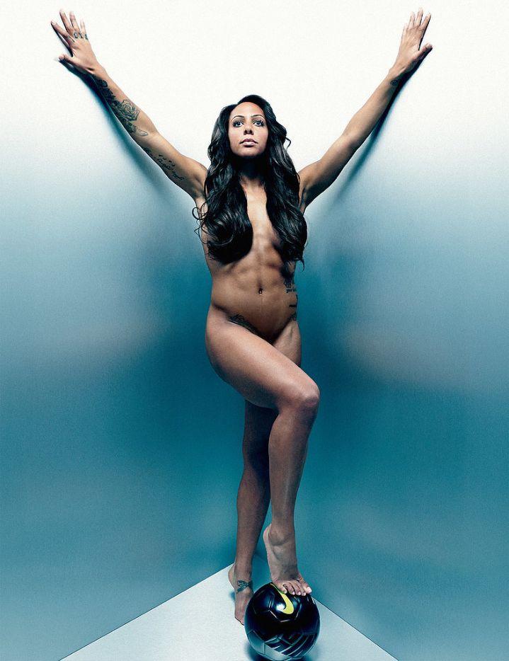 Sydney Leroux ESPN Body Issue 2013