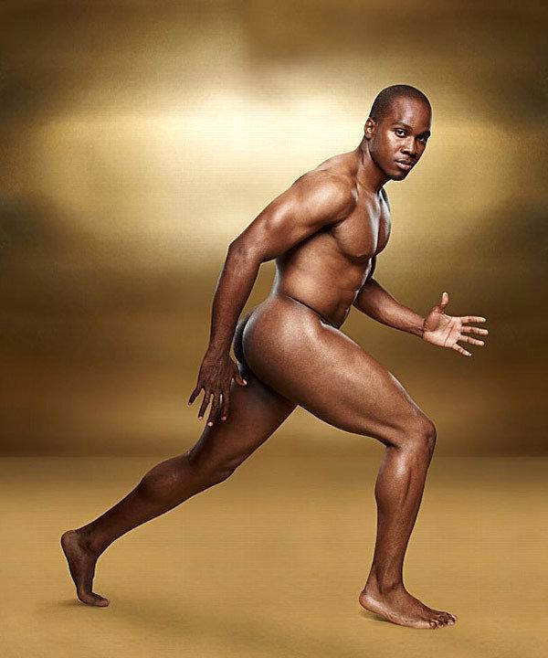 Walter Dix ESPN Body Issue 2012