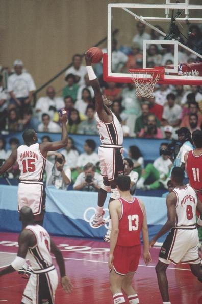 Basketball, 1992 Summer Olympics