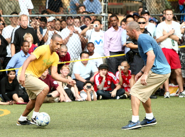 """Showdown in Chinatown"" Celebrity Soccer Match"